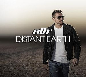 Distant Earth - Image: Distant Earth official cover