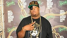 Doe B at the 2013 BET Hip Hop Awards.jpg