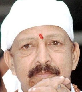 Vishnuvardhan (actor) Indian actor (born 1950)
