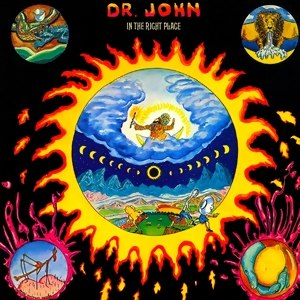 In the Right Place - Image: Dr John In The Right Place Cover