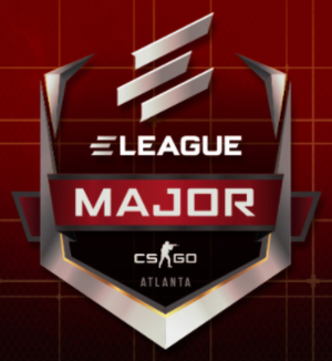ELEAGUE Major 2017 - ELEAGUE Major 2017 logo