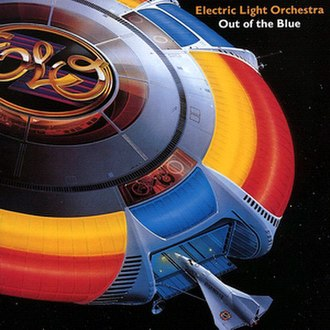 Out of the Blue (Electric Light Orchestra album) - Image: ELO Out of the Blue Lp