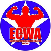 East Coast Wrestling Association logo