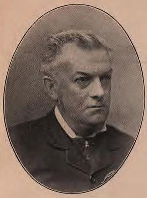 Edmund Boulnois - Boulnois in 1895.