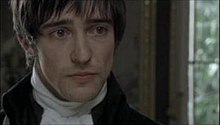 Blake Ritson starring as Edmund Bertram in the 2007 television drama, Mansfield Park by ITV
