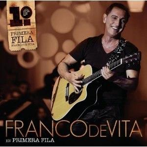 En Primera Fila - Image: En Primera Fila Franco De Vita