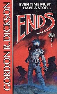 <i>Ends</i> book by Gordon R. Dickson