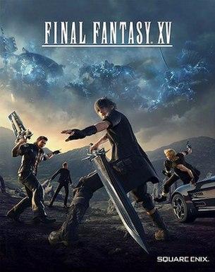 FF XV cover art
