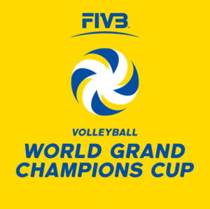 FIVB Volleyball World Grand Champions Cup - Image: FIVB Volleyball World Grand Champions Cup Logo