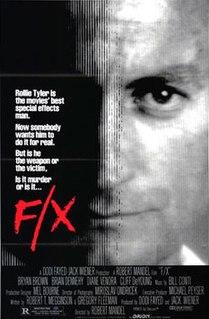 <i>F/X</i> 1986 film by Robert Mandel