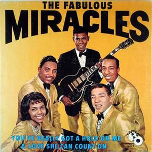 The Fabulous Miracles - Image: Fabulousmiracles lpcover 19