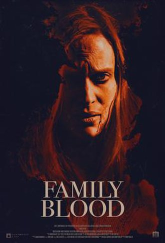 Family Blood - Theatrical release poster