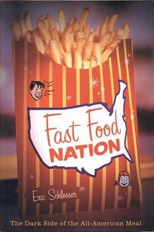 Fast Food Nation - Paperback cover