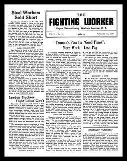 Revolutionary Workers League (Oehlerite)
