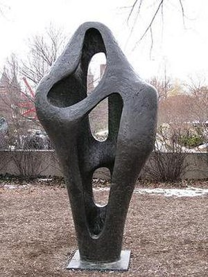 Barbara Hepworth - Image: Figure hepworth