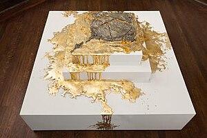 Diana al-Hadid - Image: Fools gold, Diana al Hadid