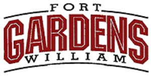 Fort William Gardens - Image: Fort William Gardens Logo