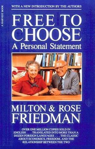 Free to Choose - Image: Free to Choose
