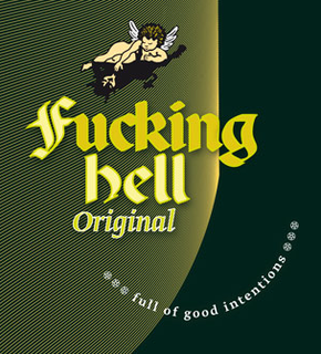 Fucking Hell type of beer