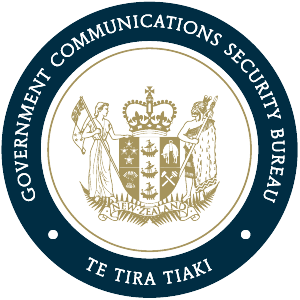 Government Communications Security Bureau - Image: GCSB logo