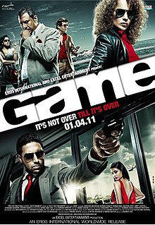 Game 2011 Bollywood Film.jpg
