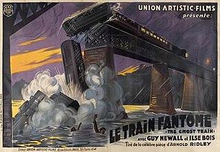<i>Ghost Train</i> (1927 film) 1927 film by Géza von Bolváry