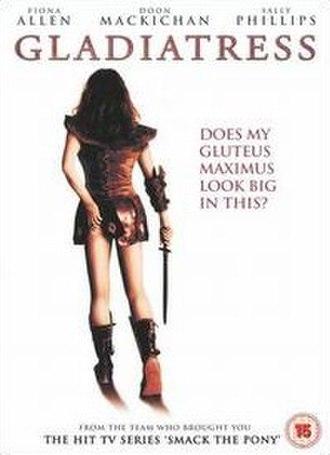 Gladiatress - Image: Gladiatress poster