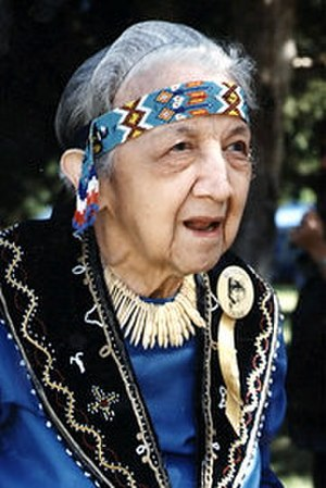 Gladys Tantaquidgeon - Gladys Tantaquidgeon