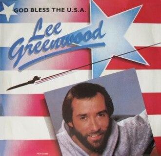 God Bless the U.S.A. - Image: God Bless the USA 1984