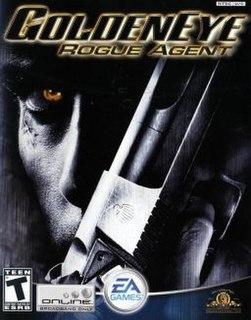 <i>GoldenEye: Rogue Agent</i> 2004 video game