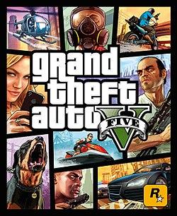 250px Grand Theft Auto V box art روزی روزگاری در لس سانتوس | اولین نگاه به Grand Theft Auto V