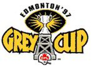 85th Grey Cup - Image: Grey Cup 97