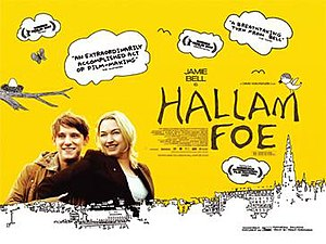Hallam Foe - Theatrical release poster