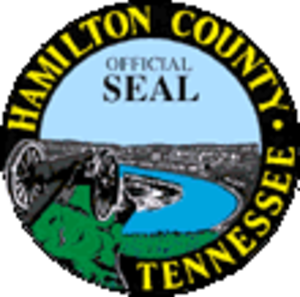 Hamilton County, Tennessee - Image: Hamilton County tn seal