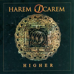 Higher (Harem Scarem album) - Image: Harem Scarem higher