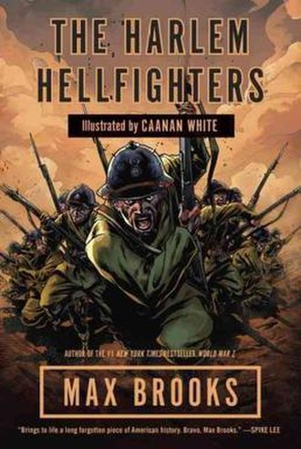 The Harlem Hellfighters - Front cover of The Harlem Hell fighters