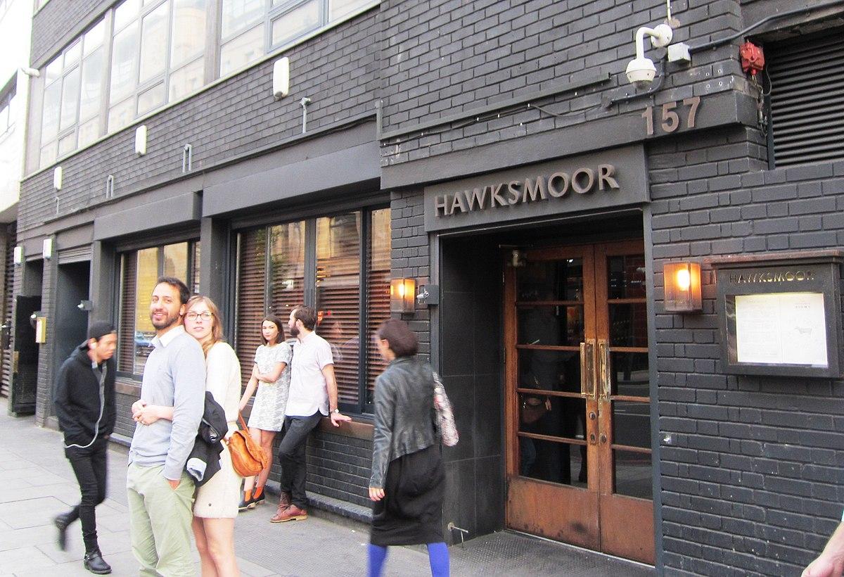 Restaurant Near Spitalfields Nyx