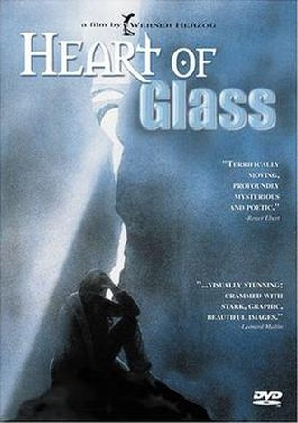 Heart of Glass (film) - DVD cover for the film