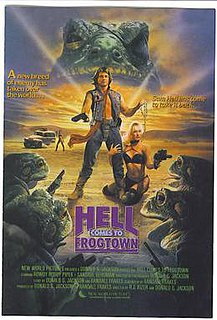 <i>Hell Comes to Frogtown</i> 1988 film by Donald G. Jackson