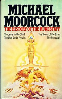 <i>The History of the Runestaff</i> book by Michael Moorcock