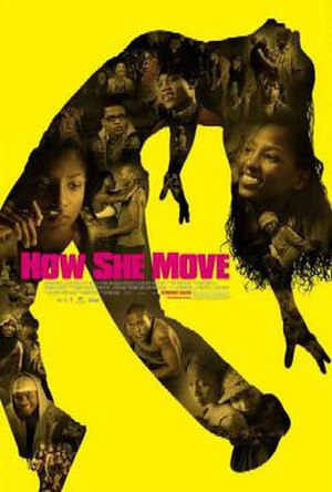How She Move - Promotional film poster