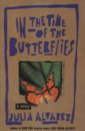 In the Time of the Butterflies - First edition