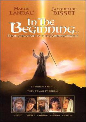 In the Beginning (miniseries) - DVD cover