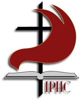 International Pentecostal Holiness Church - Image: International Pentecostal Holiness Church (logo)