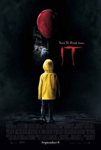 It (2017 film) - Theatrical release poster