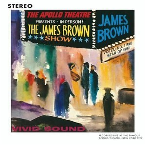 Live at the Apollo (1963 album) - Image: James Brown Live at the Apollo (album cover)