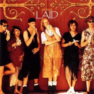 Laid (album) - Image: James Laid