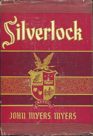 Silverlock - First edition cover