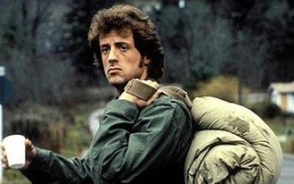 John Rambo - John Rambo in December 1981, after returning to civilian life.