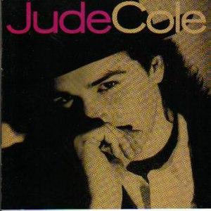 Jude Cole (album) - Image: Jude Cole (album)